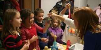 fun experiments for kids at home