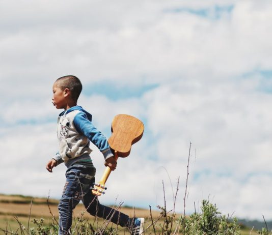 benefits of music for children