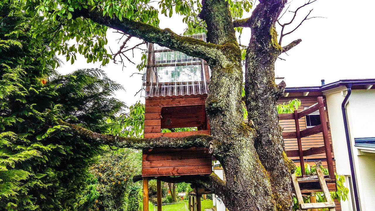 diy backyard playground ideas