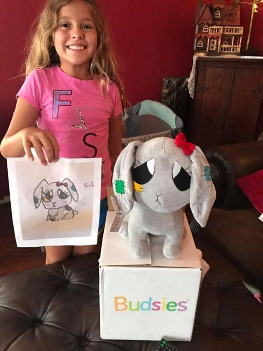 Budsies stuffed animal gifts