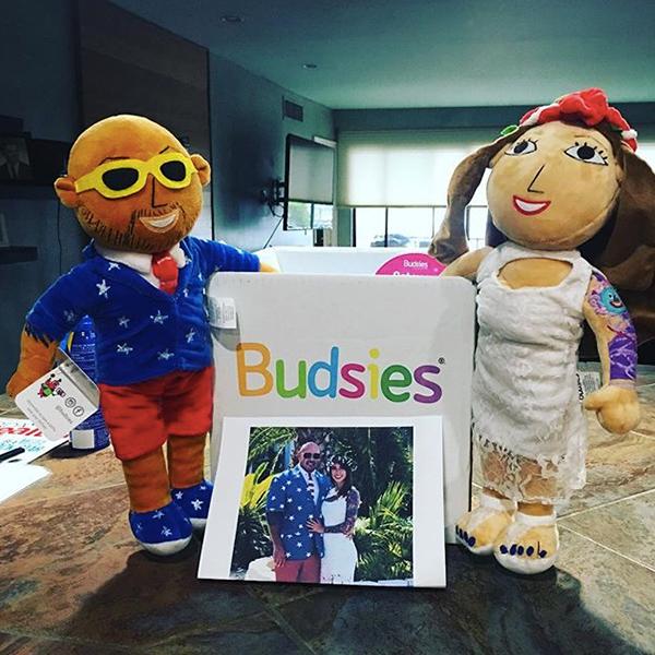 Budsies Selfies stuffed animal gifts