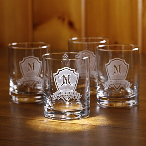 best custom christmas gifts personalized rock glasses