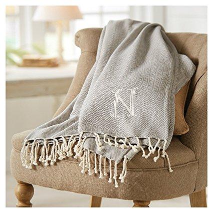 best custom christmas gifts throw blankets