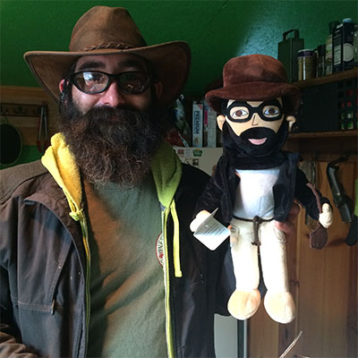 best custom christmas gifts selfie stuffed figures