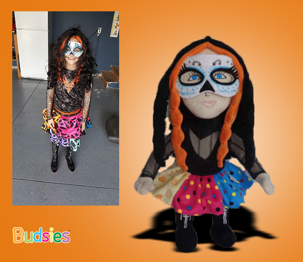 monster high halloween selfies