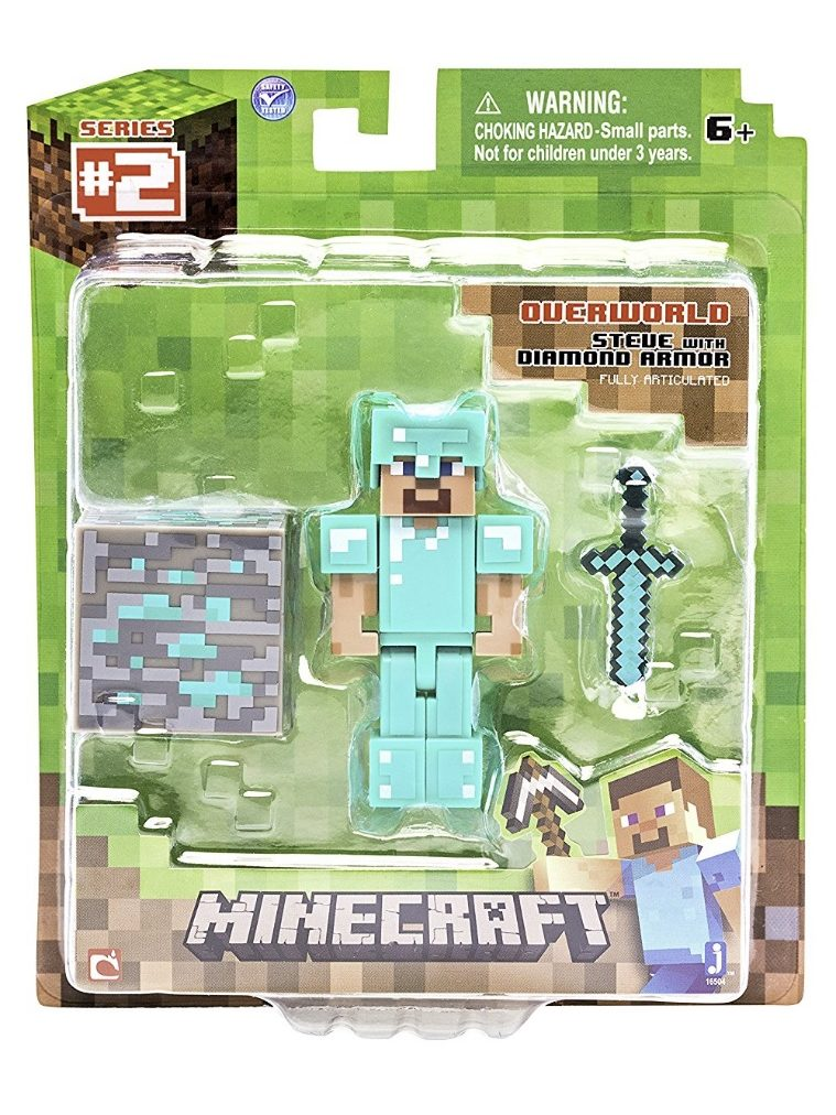 minecraft geeky stocking stuffers for children
