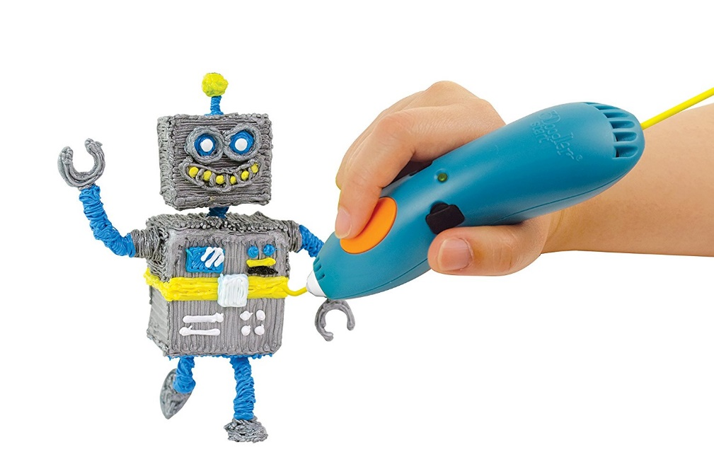 3d drawing pen geeky stocking stuffers for children