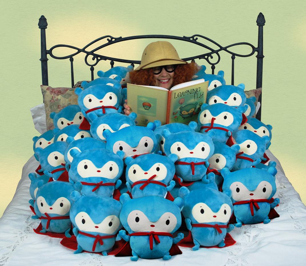 Bulk order Budsies book character stuffed animals