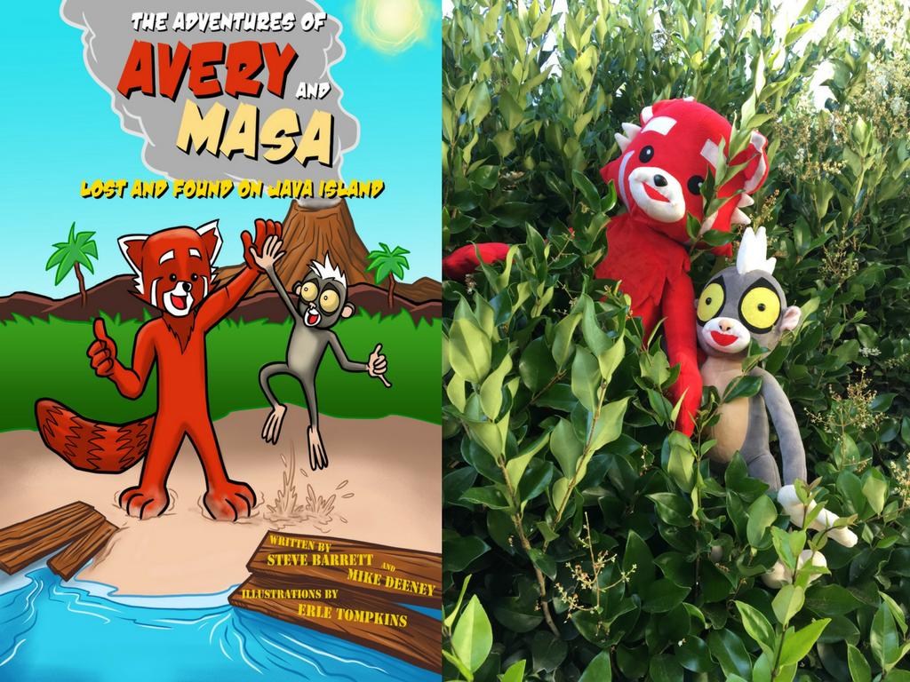 book character stuffed animals