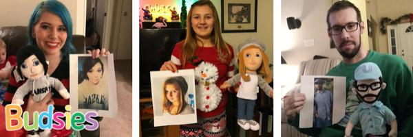 custom plush dolls