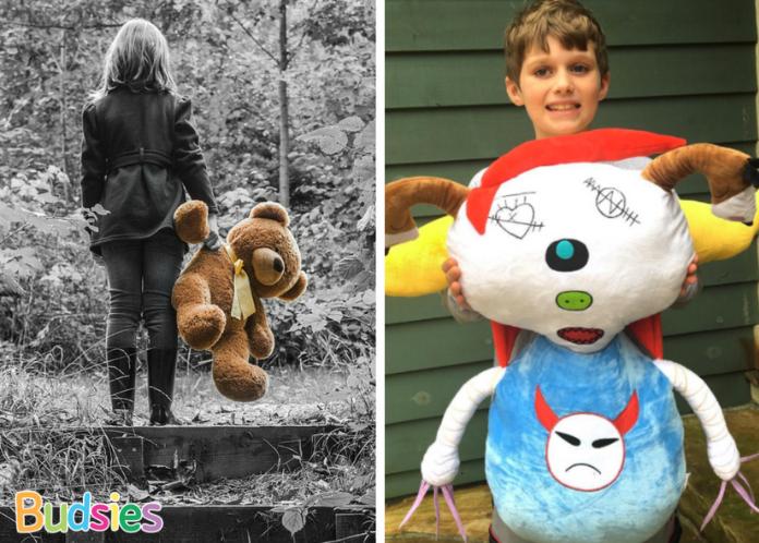 custom plush vs giant stuffed animal