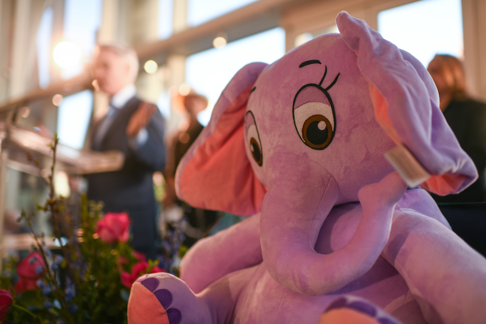 Espy Budsie custom stuffed animal