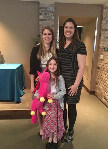 Cystic Fibrosis volunteer gives Budsie