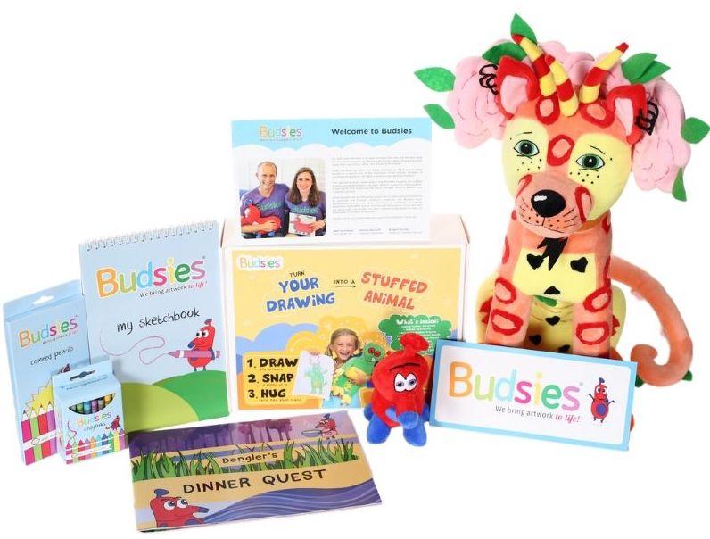 budsies custom stuffed animal