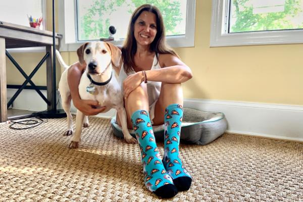 custom socks for mom