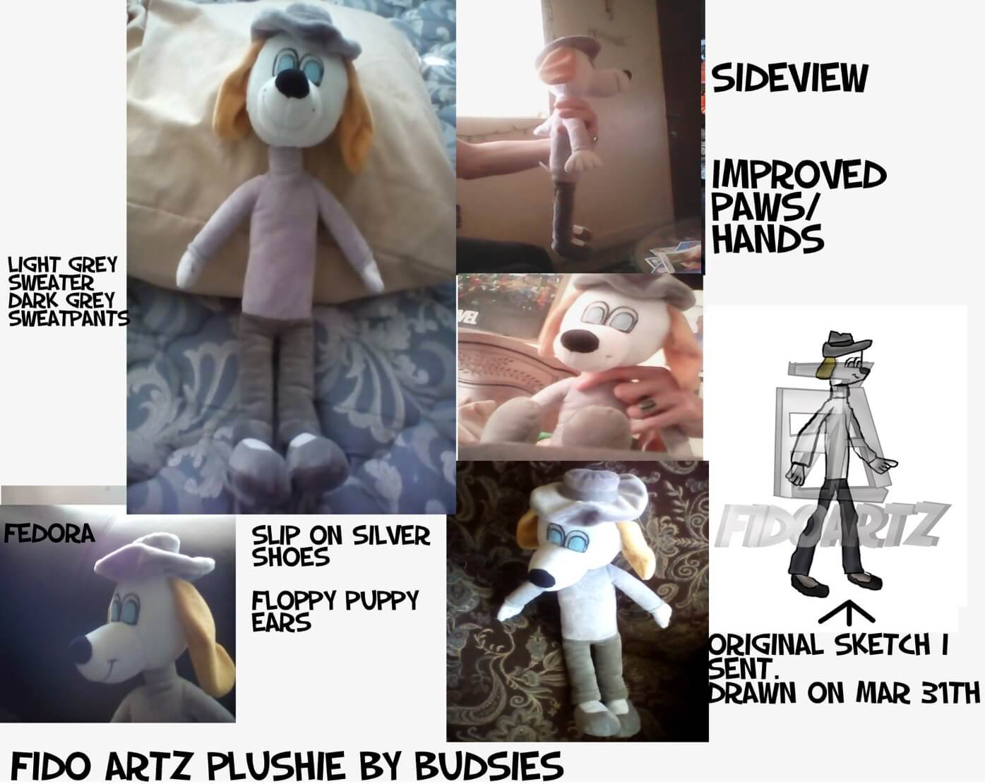 Plushie by Budsies