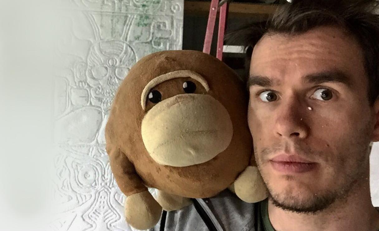gorilla mascot