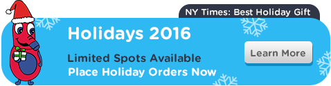 holiday gift orders budsies