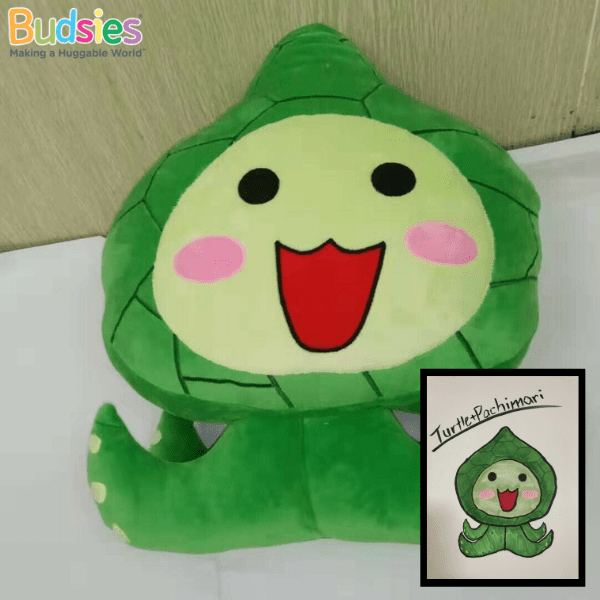 big pachimari plush