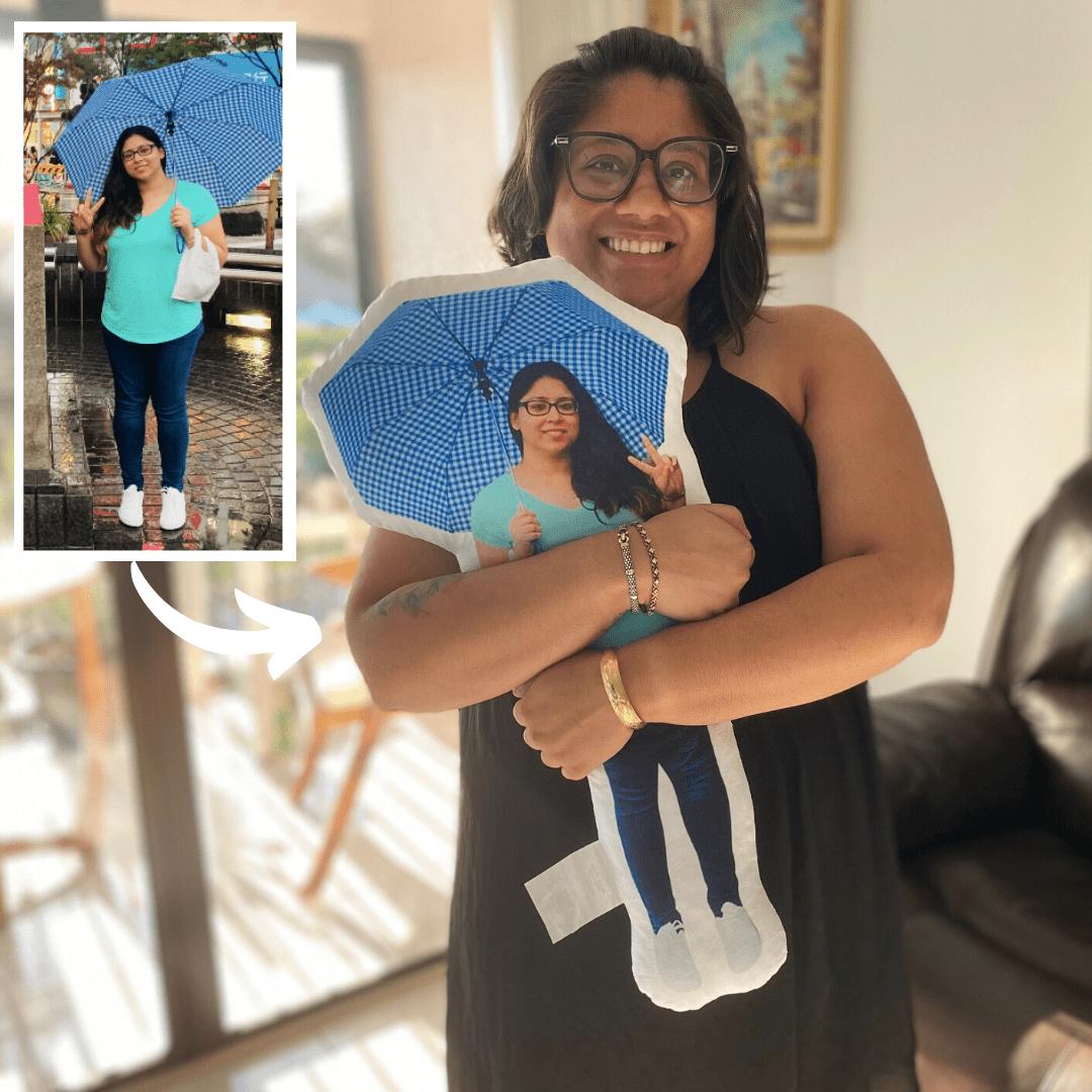 custom pillow gift