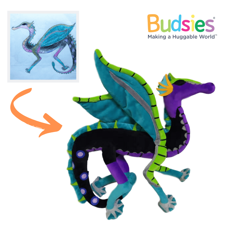 budsies dragon