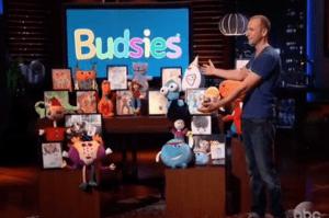 alex furmansky presents budsies stuffed animals on shark tank