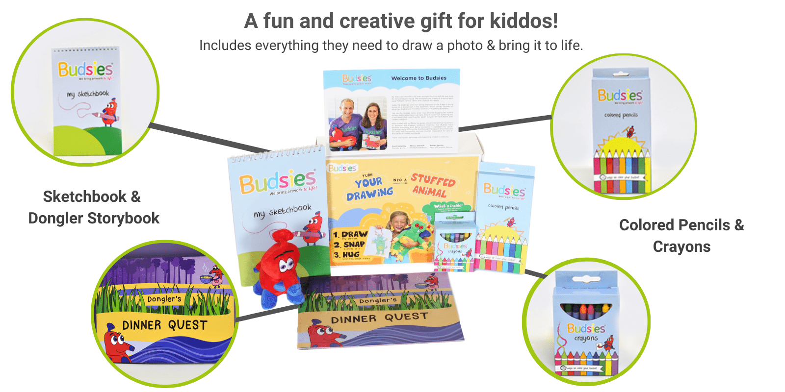 creative gift for kids