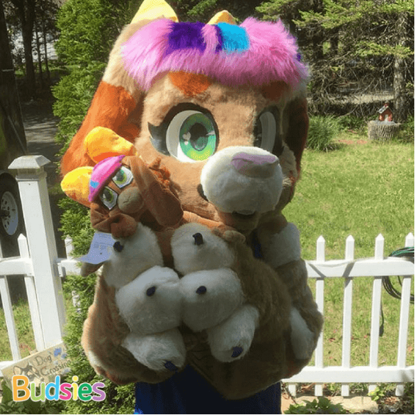 plush commission