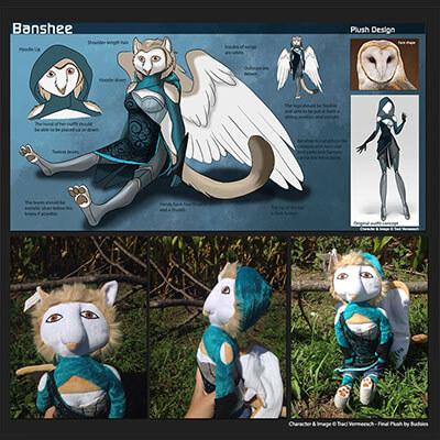 custom anime character