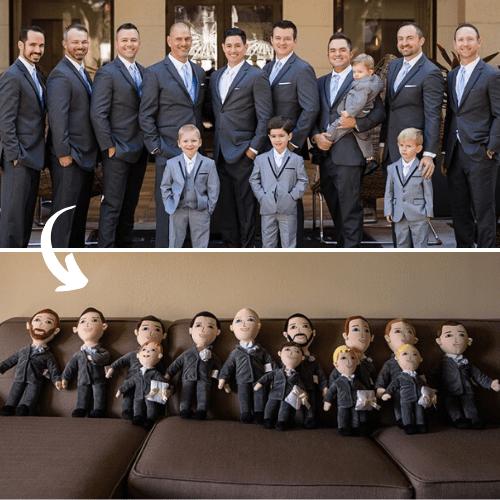 custom groomsmen gift