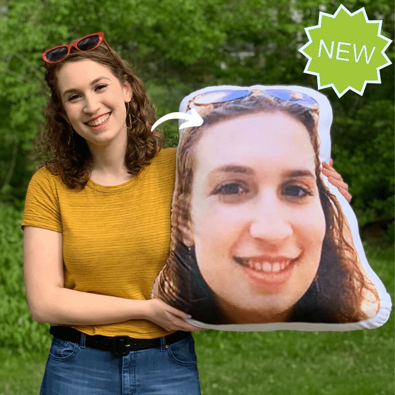 custom pillows from photo