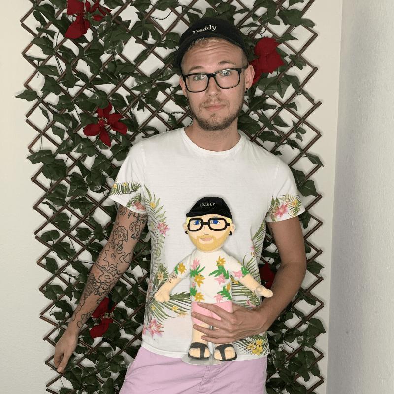 boyfriend doll