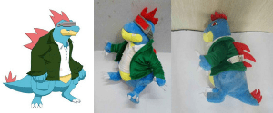 Sample Custom Pokemon Plushie Stuffed Animal From Budsies