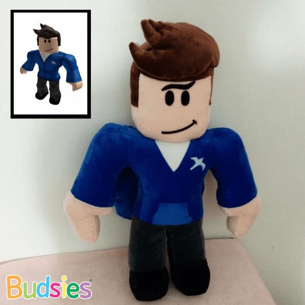 custom roblox plush