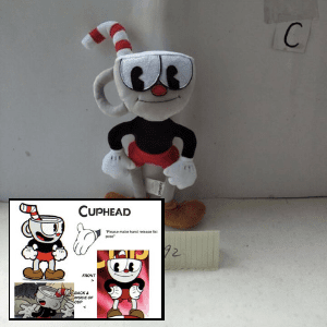 custom video game plushies