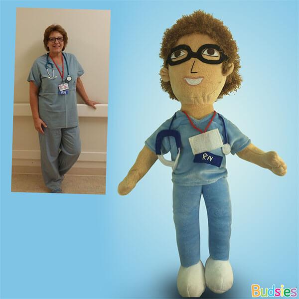 Nurse Plushie