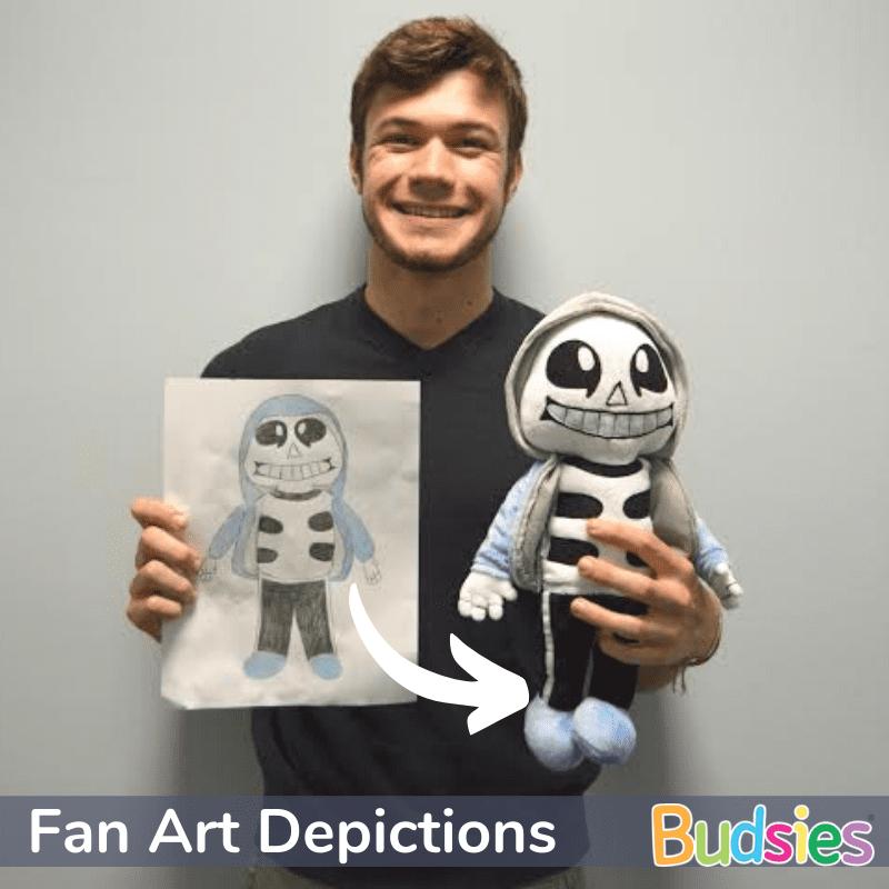 Fan Art Stuffed Animal Commissions