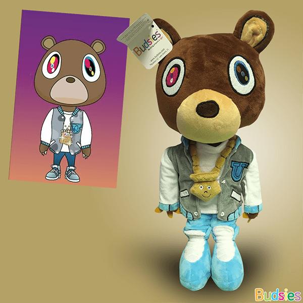 custom kanye bear
