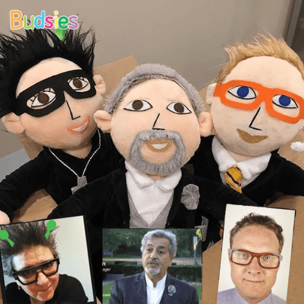 Selfies, Custom Plush Dolls | Budsies