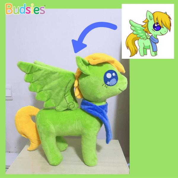 My Little Pony Plushies, MLP OC | Budsies