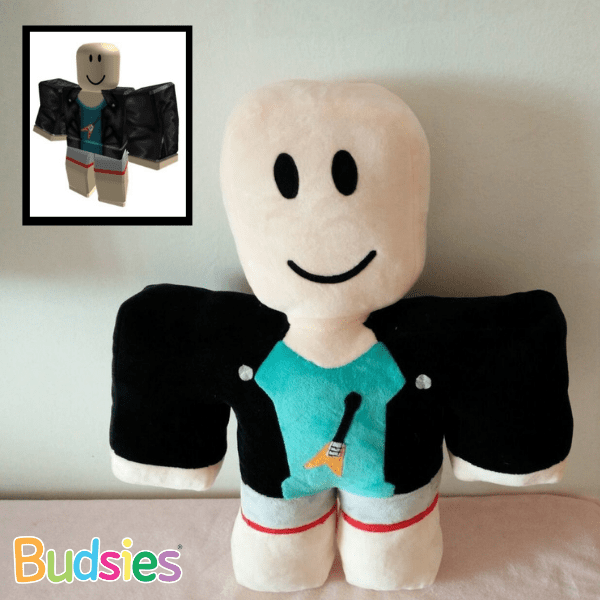 make your own roblox plush