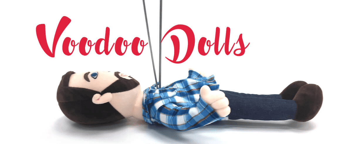 budsies custom voodoo dolls