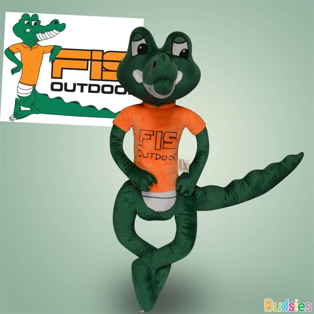 Mascot Custom Stuffed Animal for Schools
