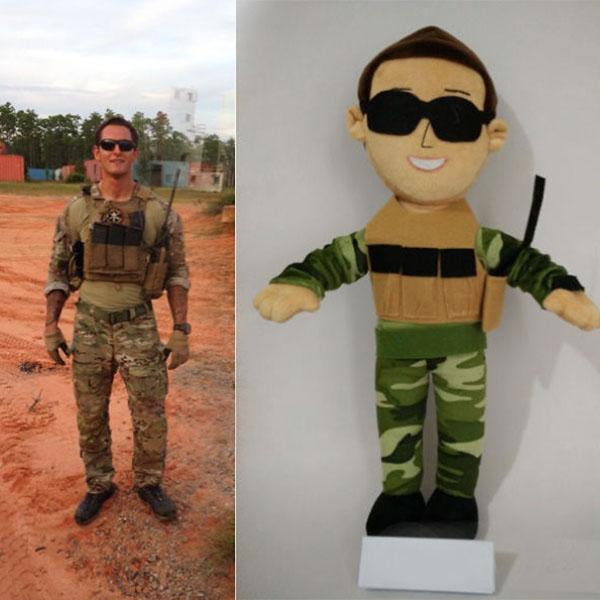 army doll