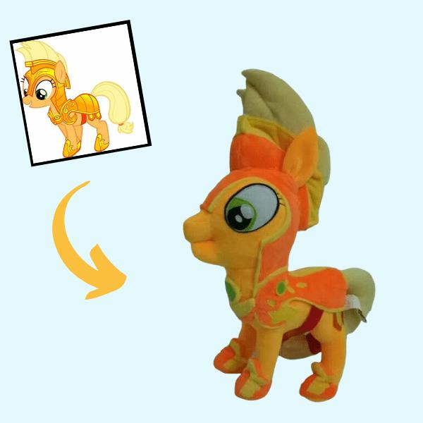 My little pony inspired plush