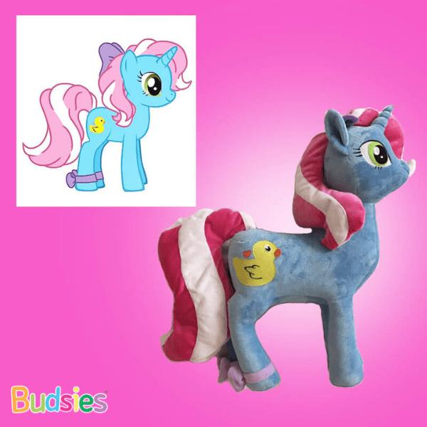 pony plush