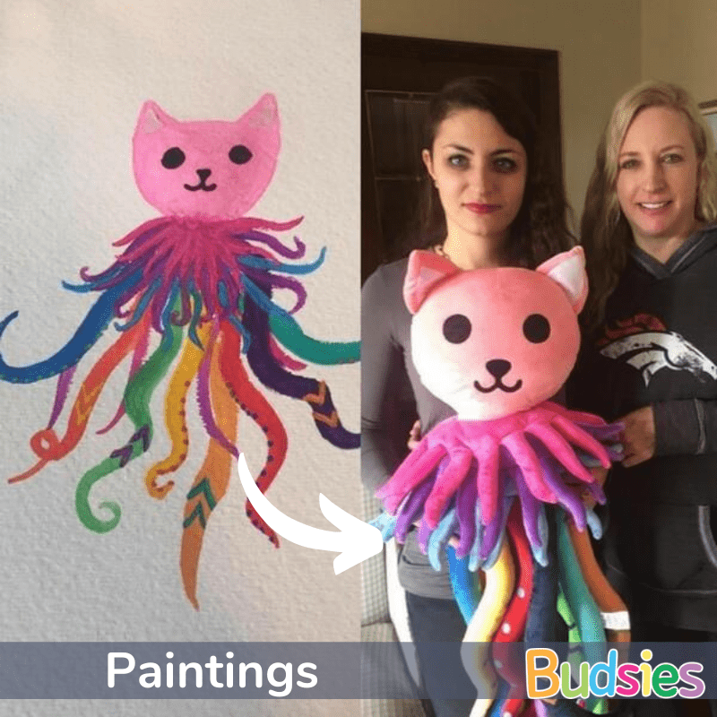 Design a Custom Stuffed Animal