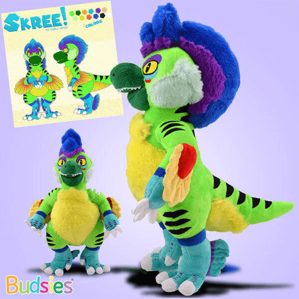 Custom Stuffed Animals of Art, Custom Plush Dolls | Budsies