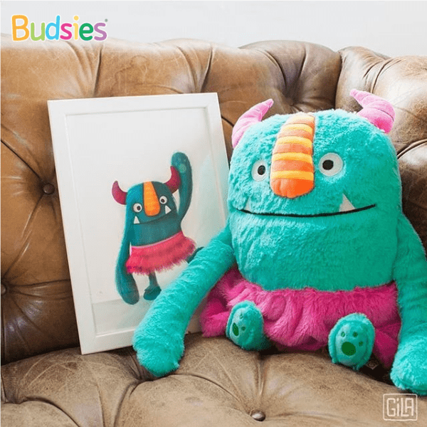 Turn Your Artwork Into Plush