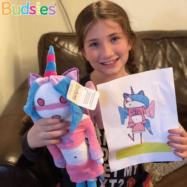 unicorn custom stuffed animal